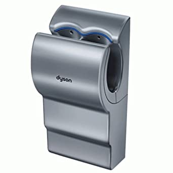 dyson airblade db ab14 grey hand dryer industrial scientific. Black Bedroom Furniture Sets. Home Design Ideas