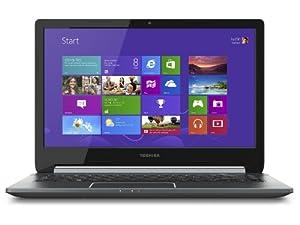 Toshiba Ultrabook Satellite U940-01R 14.0-Inch Laptop, Intel Core i5-3317U, 8GB DDR3, 32GB SSD and 640GB 5400, Intel HD Graphics (Ice Silver)