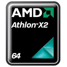 AMD Athlon 64 X2 TK-57 1.90GHz L2 512KB Socket S1 AMDTK57HAX4DM