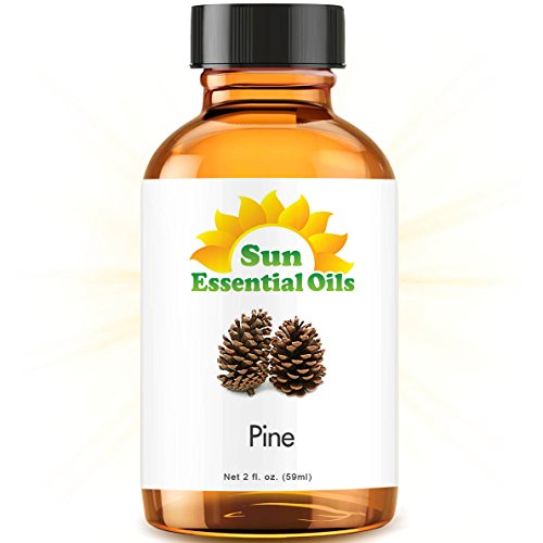 Pine (2 fl oz) Best Essential Oil - 2 ounces (59ml)