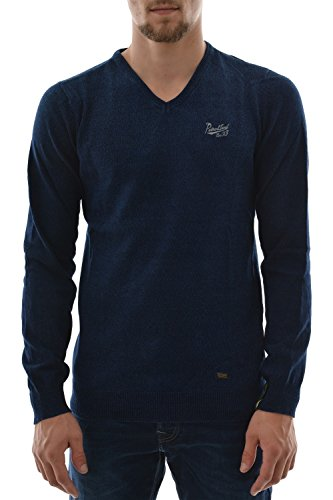 PETROL INDUSTRIES -  Maglione  - Uomo blu XX-Large