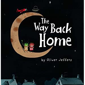 Story+ Art = Great stART- Oliver Jeffers &#8211; The Way Back Home