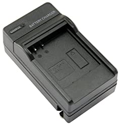 STK's Canon NB-8L Battery Charger - for Canon Powershot A2200, A3300 IS, A3100 IS, A3000 IS, A3200 IS Cameras, and CB-2LA Charger. by STK/SterlingTek
