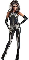 Rubie's Costume Women's Adult Skelee Girl Costume
