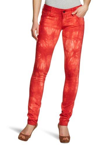 Damen lederjacke rot mavi preisvergleiche for Ohrensessel jeans