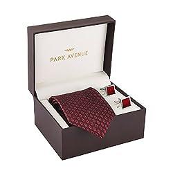 Park Avenue Dark Maroon Men's Gift Sets