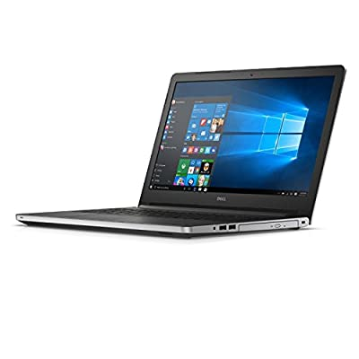 Dell Inspiron 5559 15.6-inch Laptop (Intel Core i5-6200U/8 GB/1 TB/Win 10/AMD Radeon R5 M335 4GB DDR3/without bag), Silver