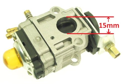 15Mm Carb With Carburetor Gasket Fits X-Treme Xg-550 Xg-505 Xg-499 Xg-470 front-533642