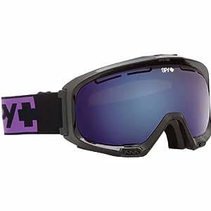 Spy Snowboard Goggle Bias Black Black - Bronzew/dark Blue Spectra Size:One Size
