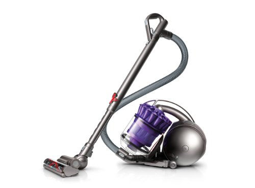 Read About Dyson DC39 Animal canister vacuum cleaner