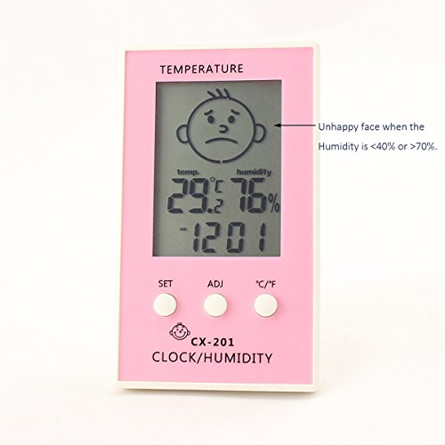 Baby Room Humidity Meter
