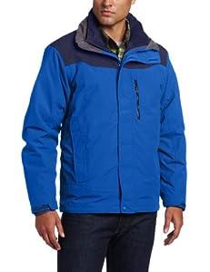 Marmot Men's Bastione Component Jacket, Bright Navy/Navy, Medium