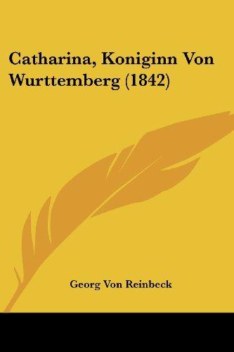 Catharina, Koniginn Von Wurttemberg (1842)
