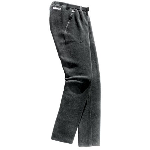 TAIGA Fleece Pants 200 - Men's Polartec® Fleece Pants, Black, MADE IN CANADA