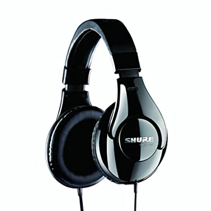 Shure-SRH240A-Over-the-Ear-Headphones