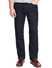 Blue Harbour Tapered Leg Thermal Denim Jeans