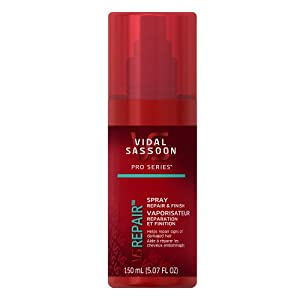 Vidal Sassoon Pro Series Repair & Finish Spray 5.07 Fl Oz