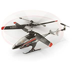 TurboHawk 3 - channel Remote - controlled Helicopter