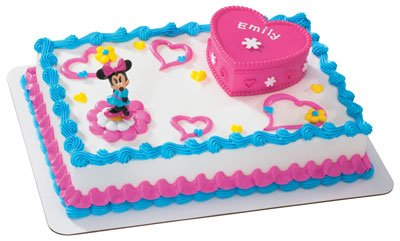 Buy Minnie Mouse Keepsake Cake Topper
