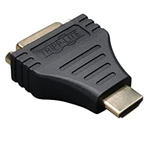 Tripp Lite HDMI to DVI Cable Adapter (HDMI to DVI-D M/F) (P132-000)
