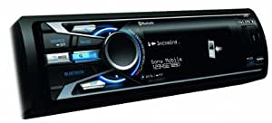 Sony DSXS300BTX MP3-WMA-Tuner (iPod Anschluss, USB 2.0)