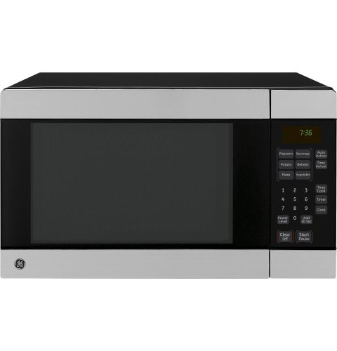 GE JES0736SPSS 0.7 Cu. Ft. Stainless Steel Countertop Microwave