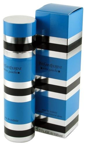Rive Gauche By Yves Saint Laurent For Women. Eau De Toilette Spray 3.3 Oz
