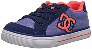 DC Chelsea Skate Shoe (Toddler),Purple/Pink,10 M US Toddler