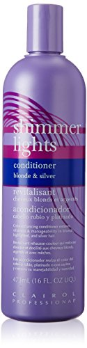 Clairol Professional Shimmer Lights Conditioner 16 oz. (Purple Toning Conditioner compare prices)