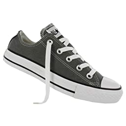 Converse Men\'s CTAS, GREY/WHITE, 10 M US