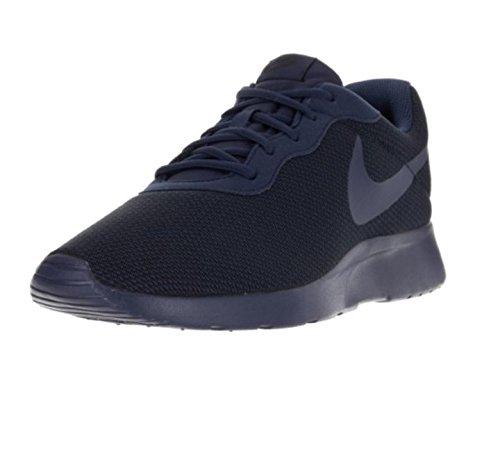 Nike Men's Tanjun Running Sneaker Midnight Navy/Midnight Navy/Black 9.5