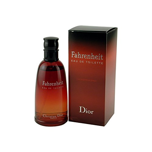 Christian Dior Fahrenheit Eau de Toilette, Uomo, 100 ml
