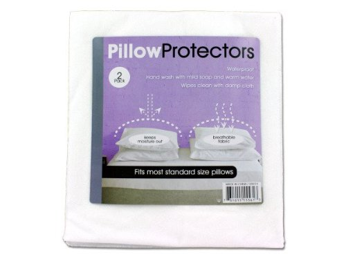 "Buy Bargain ""Pillow Protectors, Package Of 2"""
