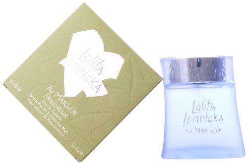 Lolita Lempicka Au Masculin, Eau de Toilette spray da uomo, 100 ml