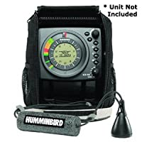 Humminbird Cc Ice Soft Sided Carrying Case For Flashers With No Shuttle by Humminbird