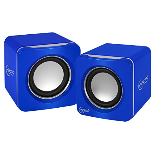 Arctic S111 Bt Mobile Bluetooth V4.0 Sound-System With 2 X 2 W Rms Aac/Aptx - Retail Packaging - Blue