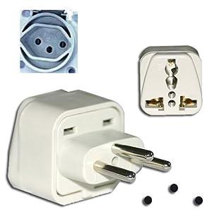 reisestecker adapter schuko kuppl schweiz stecker elektronik. Black Bedroom Furniture Sets. Home Design Ideas