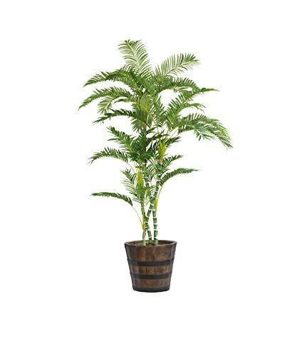 Laura Ashley 80 Palm Tree in a Planter As You See