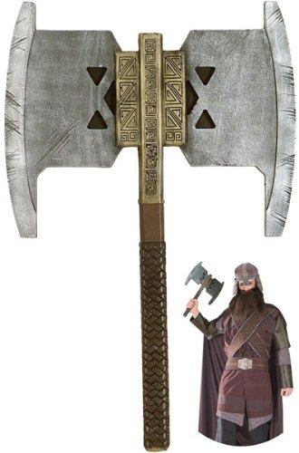 [Lord of the Rings Gimli's Axe] (Gimli Costumes)