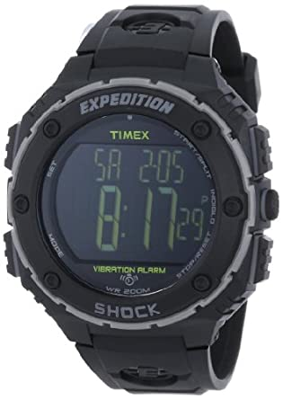 "Timex Men's T499509J ""Expedition Shock XL"" Resin Watch"