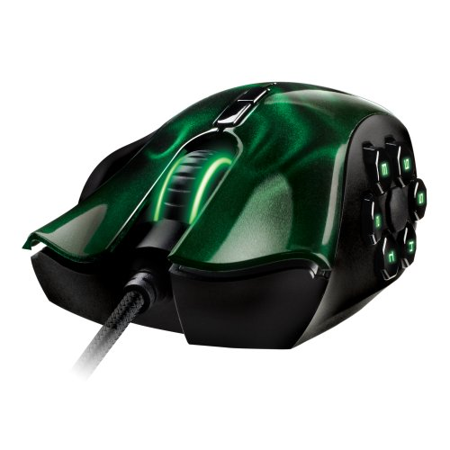 Razer Naga Hex MOBA/アクションRPG ゲーミング マウス【FINAL FANTASY XIV: 新生エオルゼア WINDOWS版 推奨】 【正規保証品】 RZ01-00750100-R3M1