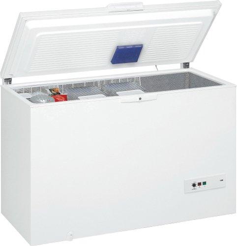 Whirlpool WHM39112 - congélateurs (Coffre, Autonome, Blanc, 390L, 395L, 18 kg/24h)