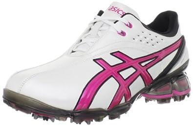 ASICS Men's GEL-Ace Pro Golf Shoe,Pearl White/Pink,7 M US