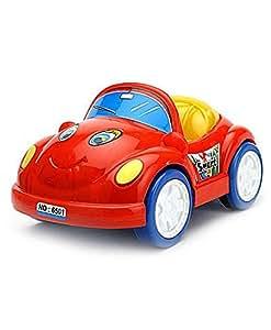 Khanna & Sons Khanna & Sons Push N go Smart Car, Red