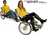 TerraTrike Rover8 Tandem Recumbent Trike