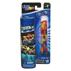 1X Lite Brite Tonka Refill Set with Bonus Pegs - 1