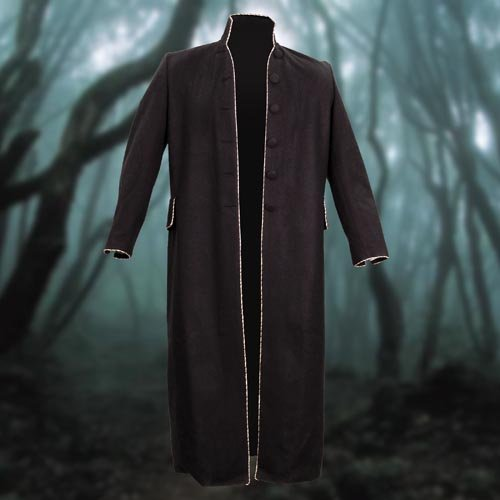 Sleepy Hollow Ichabod Crane Coat - Small - Officially Licensed