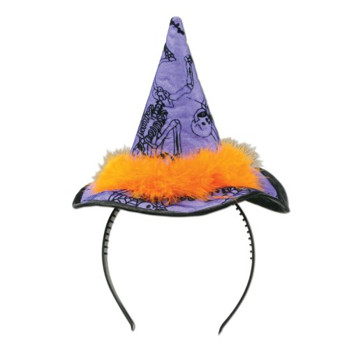 Beistle Witch Hat Headband