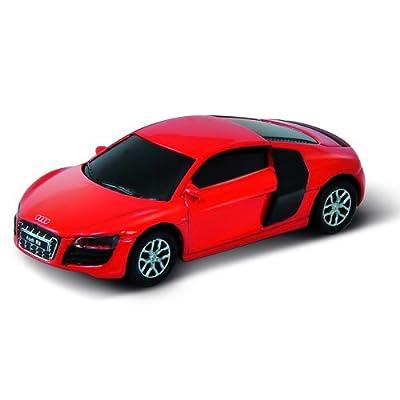 Audi R8 V10 Sports Car USB Memory Stick 4Gb - Red from AutoRegalia
