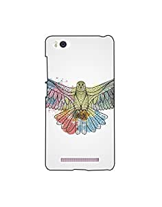 Xiaomi Mi4i watercolour-eagle-01 Mobile Case (Limited Time Offers,Please Check the Details Below)